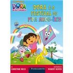 Livro - Dora a Aventureira: Dora e o Festival de Pipa Arco-Íris