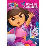 Livro - Dora, a Aventureira: Hora de Colorir