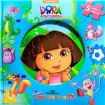 Livro - Dora a Aventureira: Meu Primeiro Livro Quebra-cabeças
