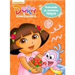 Livro - Dora a Aventureira: Praticando os Primeiros Tracos