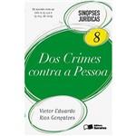 Livro - dos Crimes Contra a Pessoa