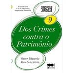 Livro - dos Crimes Contra o Patrimônio - Coleção Sinopses Jurídicas - Vol. 9