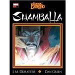 Livro - Doutor Estranho: Shamballa