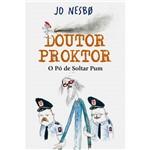 Livro - Doutor Proktor - o Pó de Soltar Pum