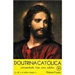 Livro - Doutrina Católica Compendiada Hoje para Adultos