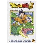 Livro - Dragon Ball Super