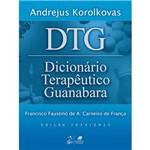 Livro - DTG: Dicionário Terapêutico Guanabara