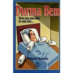 Livro - Durma Bem - Dicas para uma Noite de Sono Feliz