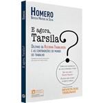 Livro - e Agora, Tarsila?