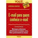 Livro - E-Mail para Quem Conhece E-Mail