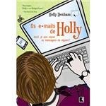 Livro - E-mails de Holly, os