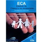 Livro - ECA - Estatuto da Criança e do Adolescente - com Redação da Lei Nº 120