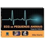 Livro - Ecg de Pequenos Animais - Martin