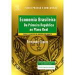 Livro - Economia Brasileira - da Primeira República ao Plano Real