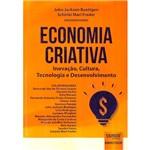 Livro - Economia Criativa: Inovação, Cultura, Tecnologia e Desenvolvimento