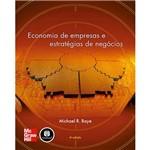 Livro - Economia de Empresas e Estratégias de Negócios