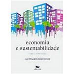 Livro - Economia e Sustentabilidade - o que É, Como se Faz