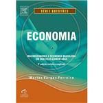 Livro - Economia - Macroeconomia e Economia Brasileira em Questões Comentadas