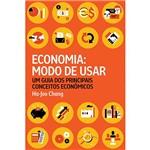 Livro - Economia: Modo de Usar