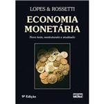 Livro - Economia Monetária - 9ª Edição