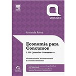 Livro - Economia para Concursos: 1000 Questões