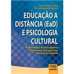 Livro - Educação a Distância (EaD) e Psicologia Cultural