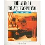 Livro - Educaçao da Criança Excepcional