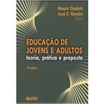 Livro - Educação de Jovens e Adultos - Teoria Prática e Proposta
