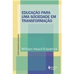 Livro - Educação para uma Sociedade em Transformação