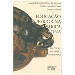Livro - Educação Superior na América Latina: Políticas, Impasses e Possibilidades