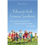 Livro - Educação Verde, Crianças Saudáveis