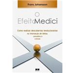 Livro - Efeito Medici , o
