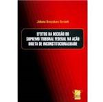 Livro - Efeitos da Decisão do Supremo Tribunal Federal na Ação Direta de Inconstitucionalidade