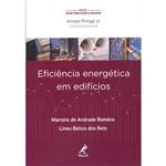 Livro - Eficiência Energética em Edifícios - Série Sustentabilidade