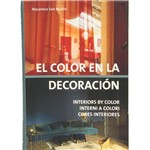 Livro - El Color En La Decoración