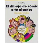 Livro - El Dibujo de Cómic a tu Alcance