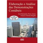 Livro - Elaboração das Demonstrações Contábeis (Livro-texto)
