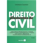 Livro - Elementos de Direito Civil