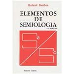 Livro - Elementos de Semiologia