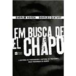 Livro - em Busca de El Chapo