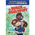 Livro - em Busca de Jigglypuff