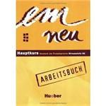 Livro - em Neu - Arbeitsbuch - Deutsch Als Fremdsprache - Niveaustufe B2