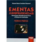 Livro - Ementas Jurisprudenciais: Teoria e Prática