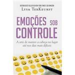 Livro - Emoções Sob Controle