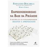 Livro - Empreendedorismo na Base da Pirâmide: a História de um Intraempreendedor Desafios e Aprendizados
