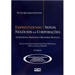 Livro - Empreendendo Novos Negócios em Corporações