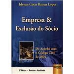 Livro - Empresa & Exclusão do Sócio: de Acordo com o Código Civil de 2002