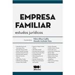 Livro - Empresa Familiar: Estudos Jurídicos