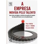 Livro - Empresa Movida Pelo Talento, a