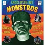 Livro - Enciclopédia dos Monstros